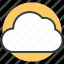 cloud, cloudscape, puffy cloud, sky cloud, weather icon
