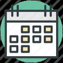 calendar, wall calendar, yearbook, daybook, task frame