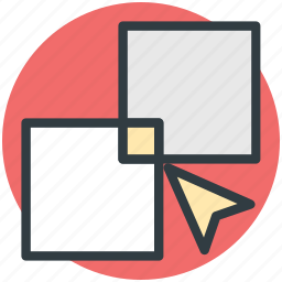 crop, cropping, cropping tool, design, incise icon