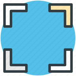 dragging, enlarge, expand, merge, spread icon