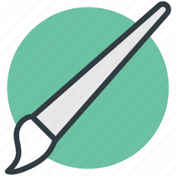 art designing, art work, brush tool, graphic designing, hand designing icon