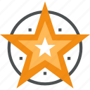 best, feature, rank, ranking, rate, rating, star icon