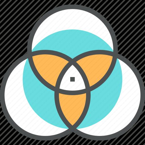 brand, business, design, graphic, logo, sketch, triad icon
