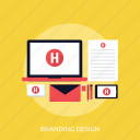 branding, branding design, concept, design, marketing icon