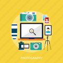 camera, concept, design, photo, photography, picture icon