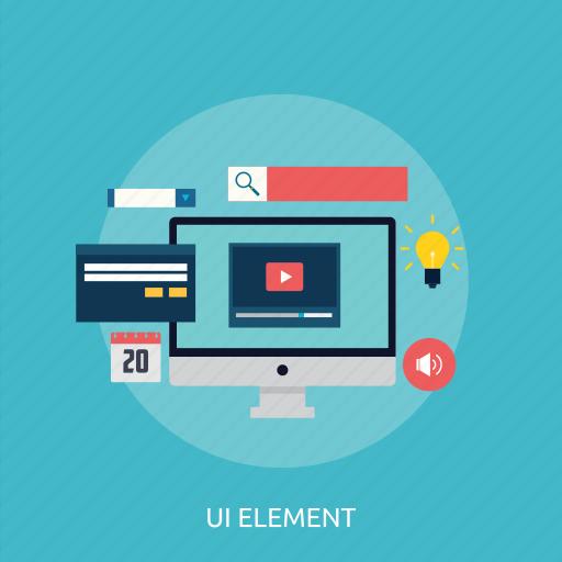app, coding, concept, software, ui element icon