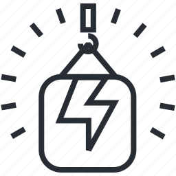 app, development, internet, line, optimization, thin icon