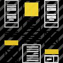 blueprint, design, interface, schematic, screen, web, wireframing icon