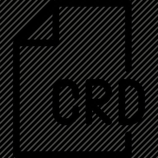 corel, design, document, file, paper icon
