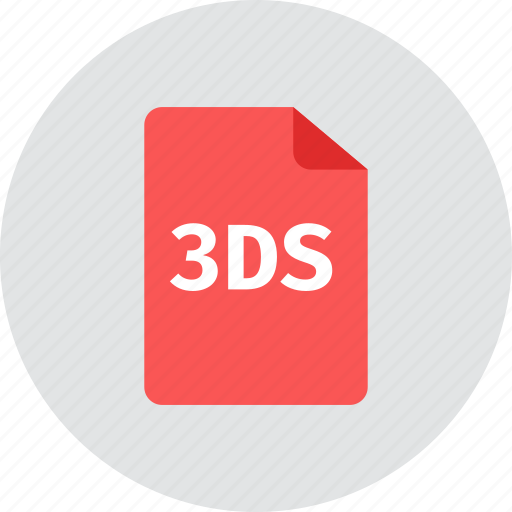 3ds, file icon