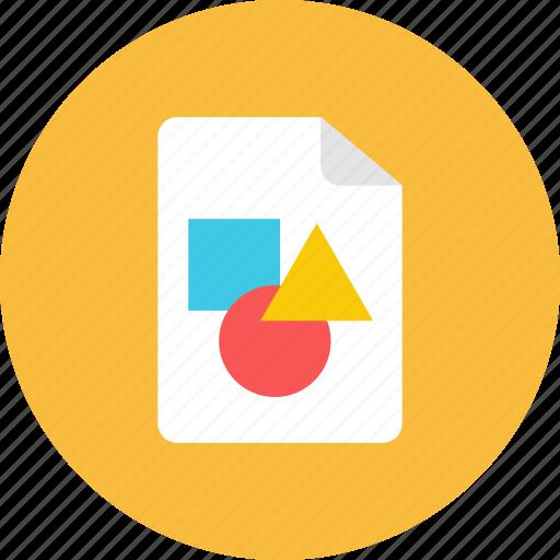 file, image icon