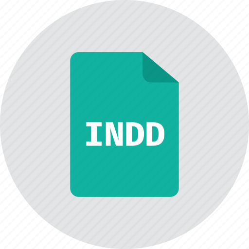 file, indd icon