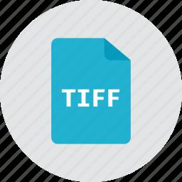 file, tiff icon