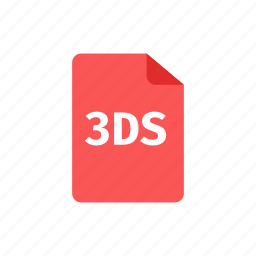 3ds, file icon