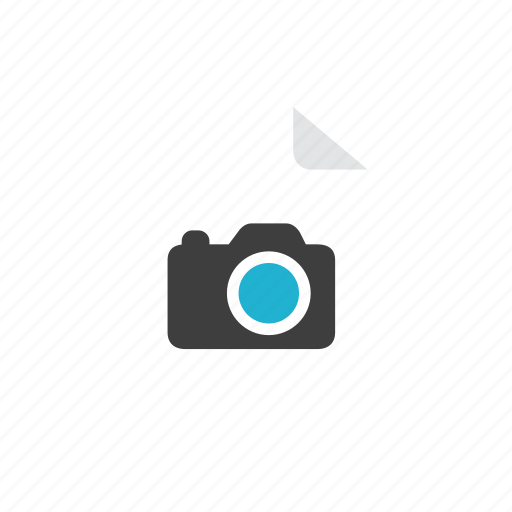 file, photo icon