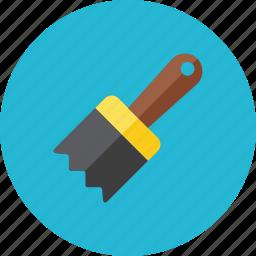 3, brush icon