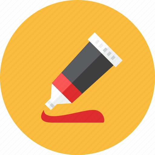 Paint, tube icon - Download on Iconfinder on Iconfinder