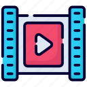 video, movie, film, multimedia, player, cinema, photography