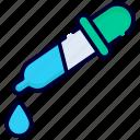 dropper, pipette, picker, color picker, chemical dropper, eyedropper