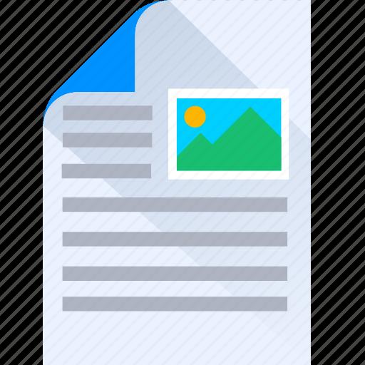 design, layout, newspaper, publish, sketch, thinking icon