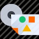 thinking, design, paper, think, idea icon