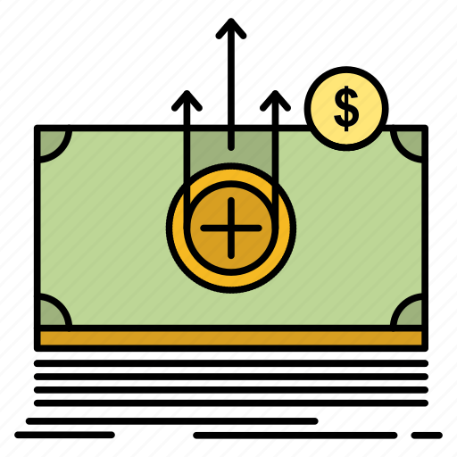 Dollar, medical, money, transfer icon - Download on Iconfinder