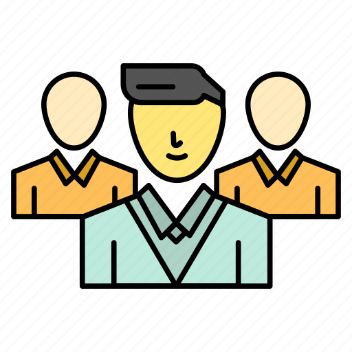 Friendzone, gang, security, staff icon - Download on Iconfinder
