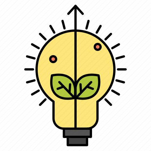 Bulb, idea, light, success icon - Download on Iconfinder