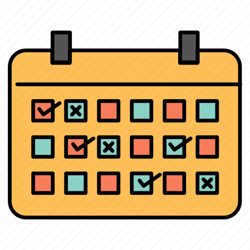 Calendar, date, mounth, time, year icon - Download on Iconfinder
