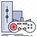 game, gamepad, joystick, play, playstation icon