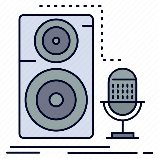 Live, mic, microphone, record, sound icon - Download on Iconfinder