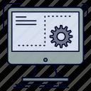 command, computer, function, process, progress