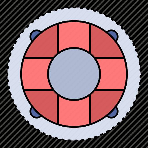 Help, life, lifebuoy, lifesaver, preserver icon - Download on Iconfinder