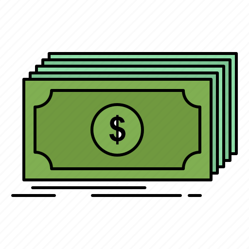 Cash, dollar, finance, funds, money icon - Download on Iconfinder