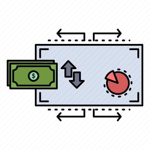 Finance, flow, marketing, money, payments icon - Download on Iconfinder