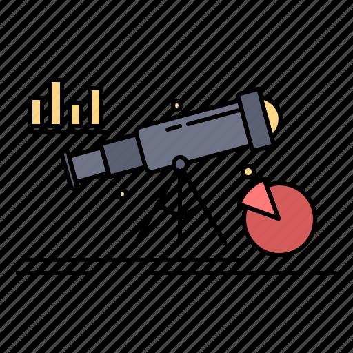 Analytics, finance, forecast, market, prediction icon - Download on Iconfinder