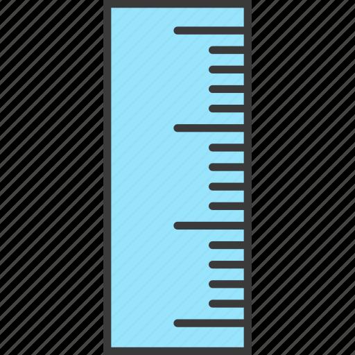design, measure, measuring, ruler icon
