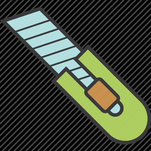 cut, cutter, cutting, design icon