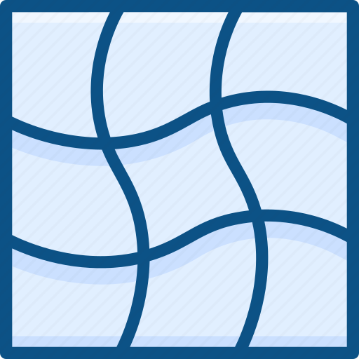 deform, drawing tool, illustrator, mesh, net, tool, waves icon icon