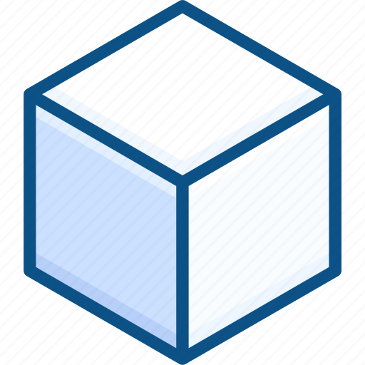 3d, cube, direction, graphic, move, right view icon icon