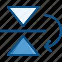 arrow, arrows, design, edit, horizontal, mirror icon icon