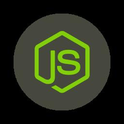 development, install, javascript, js, node, npm, tools icon