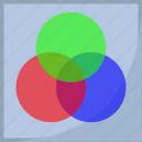 art and design, color, color scheme, file, paint, rgb, ui icon