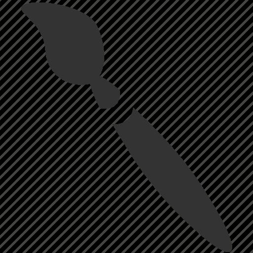 brush, design tools, designer tools, tool icon