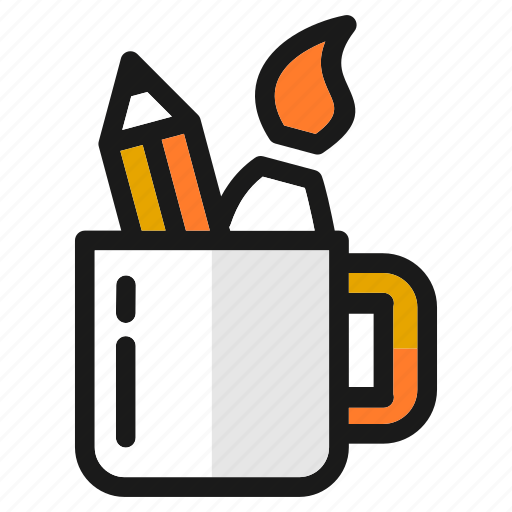art, designs, draw, drawing, paint, pencil, tools icon
