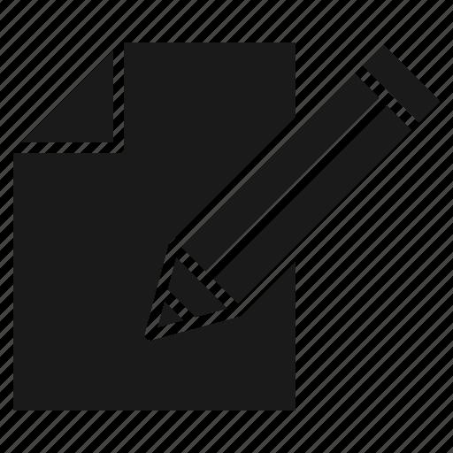 designs, draw, file, folder, pencil, tools, write icon