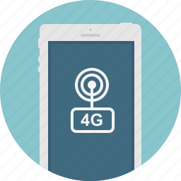 connection, mobile, phone, smart phone icon