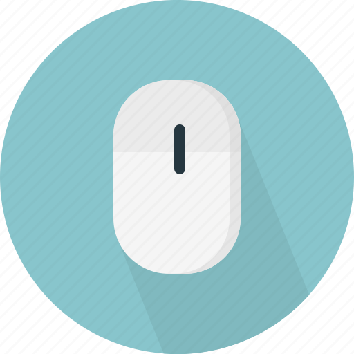 device, input, mouse, wireless icon