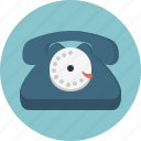 call, desk phone, talk, telephone icon