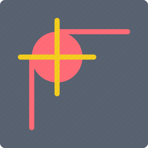 Corner, desktop, drawing tool, publishing, radius icon - Download on Iconfinder